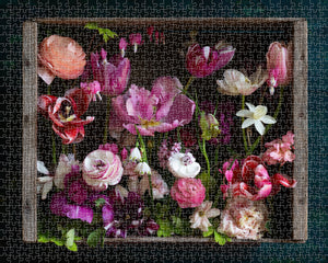 Cultivated 1000 Piece Puzzle Christin Geall