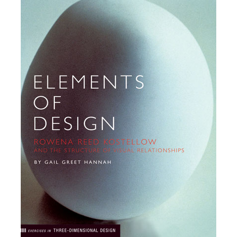 Elements of Design Gail Greet Hannah, Designed by Tucker Viemeister and Seth Kornfeld