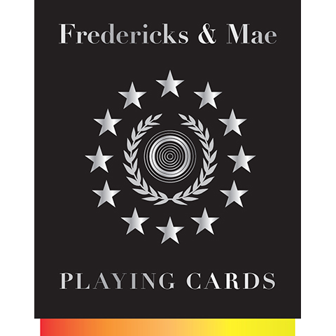 Fredericks & Mae Playing Cards Fredericks & Mae