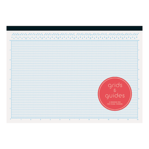 Grids & Guides Drawing Pad Princeton Architectural Press