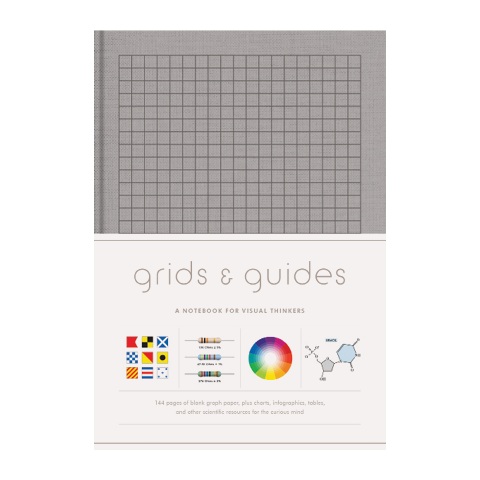 Grids & Guides (Gray) Princeton Architectural Press