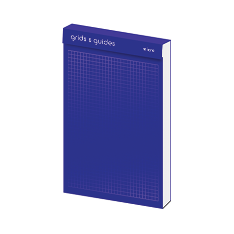 Grids & Guides Micro (Blue) Princeton Architectural Press