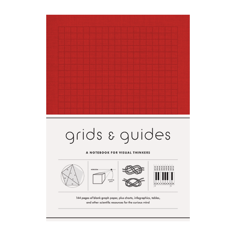 Grids & Guides (Red) Princeton Architectural Press
