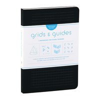 Grids & Guides Softcover (Black) Princeton Architectural Press
