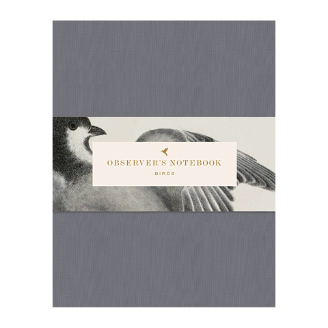 Observer's Notebook: Birds Princeton Architectural Press