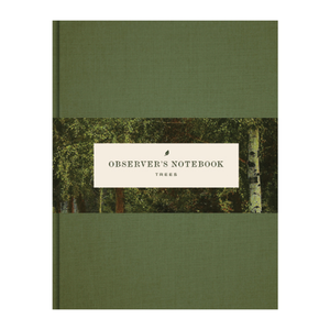 Observer's Notebook: Trees Princeton Architectural Press