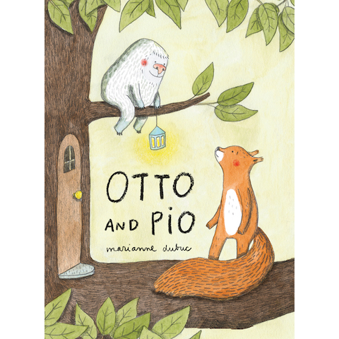 Otto and Pio Marianne Dubuc