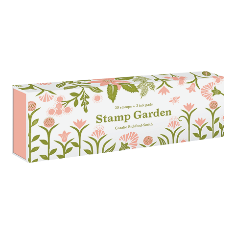 Stamp Garden Coralie Bickford-Smith