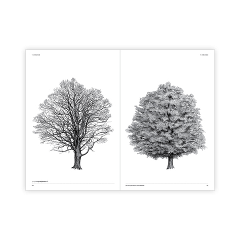 The Architecture of Trees Cesare Leonardi, Franca Stagi
