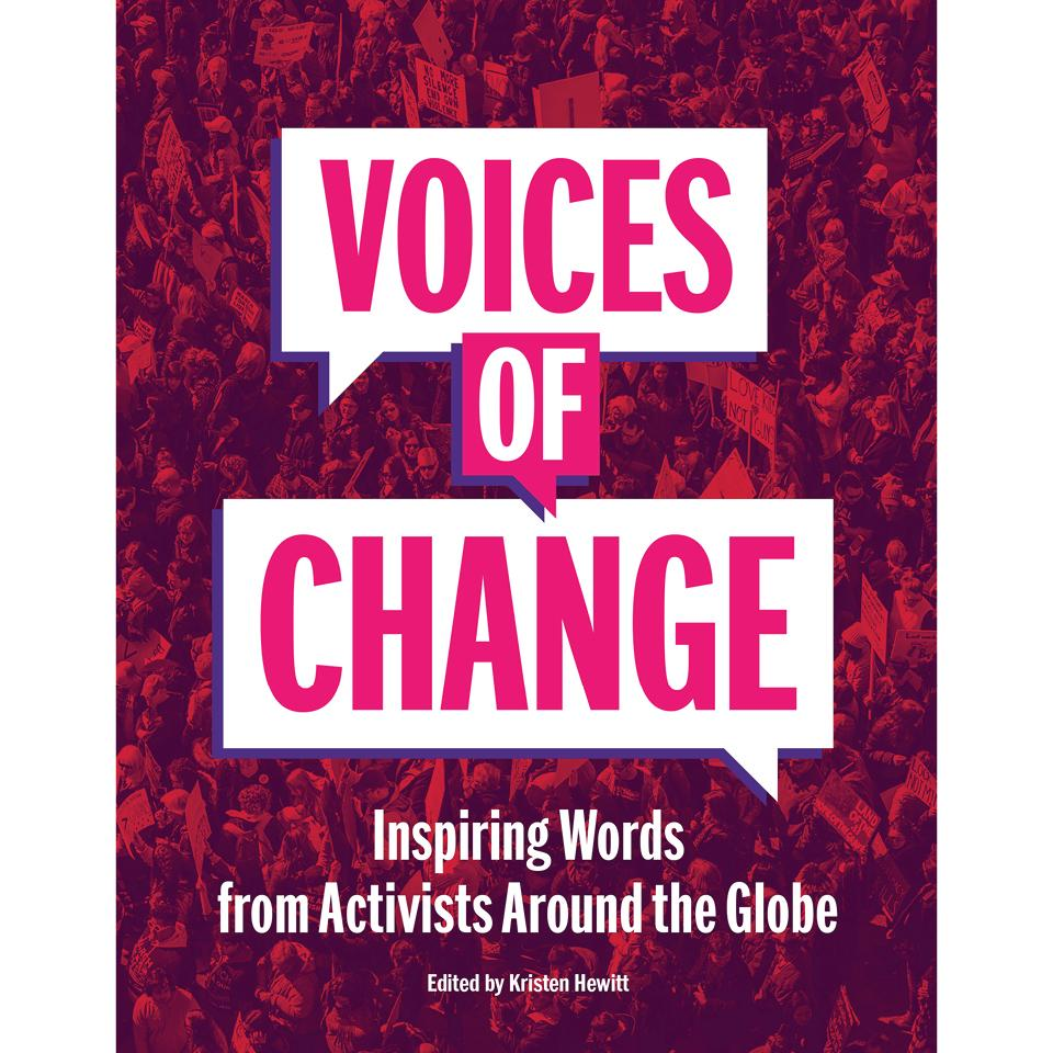 Voices of Change Kristen Hewitt