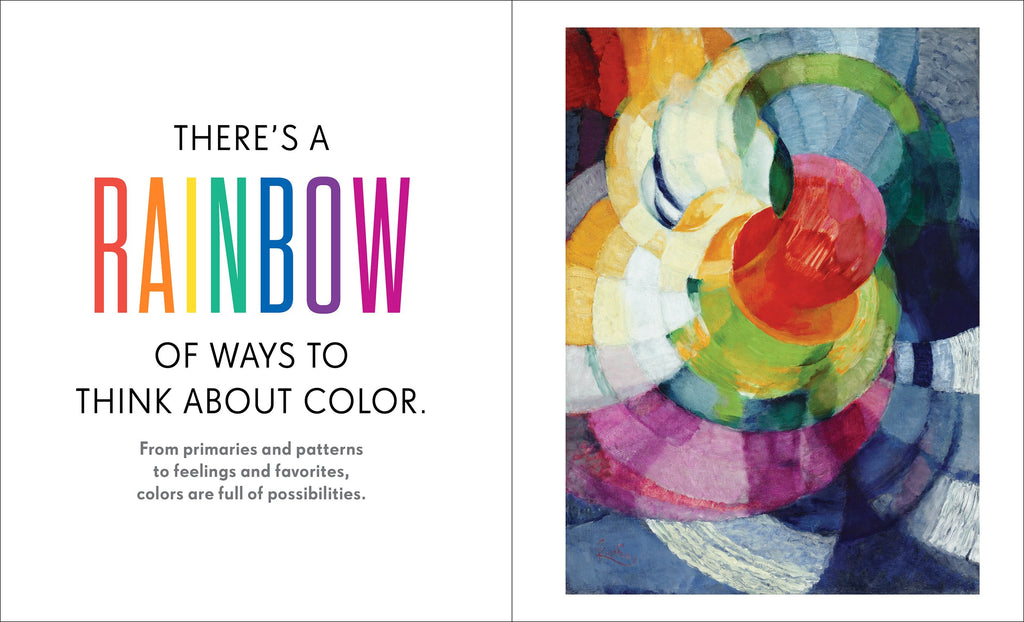 What Can Colors Do? Liz Yohlin Baill