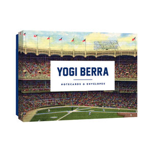 Yogi Berra Notecards Princeton Architectural Press