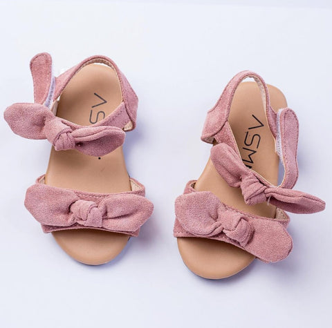 ASMM Open shoes with a Bow detail - Offspring