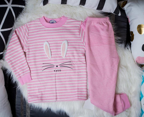 Bunny Ears Pajama Set - Offspring