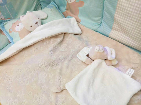 CarterLiebe Blanket with Baby Comforter - Offspring