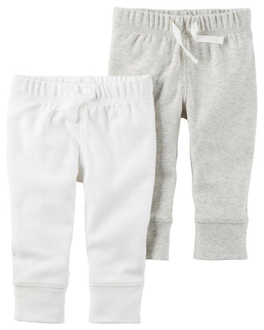 Carter's 2-Pack Babysoft Pants - Offspring
