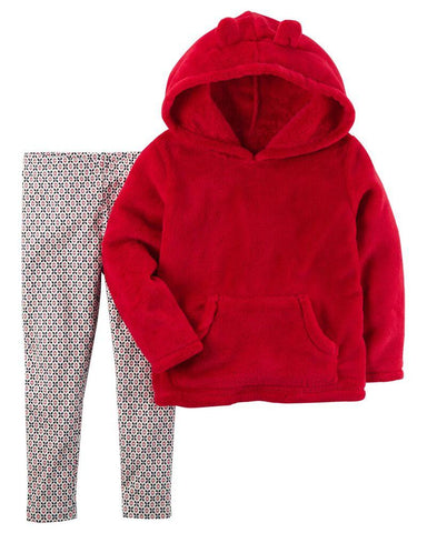 Carter's 2-Piece Pullover and Legging Set - Offspring