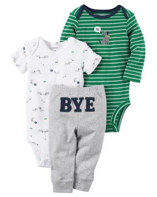 Carter's 3-Piece Little Character Set - Offspring
