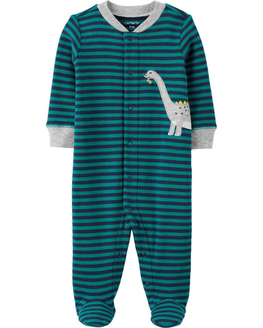 Carter's Dinosaur Snap-Up Cotton Sleep & Play - Offspring