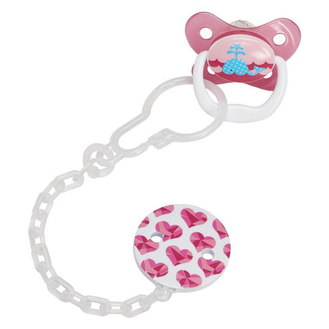 Dr. Brown's Pacifier/Tether Clip - Plastic - Offspring