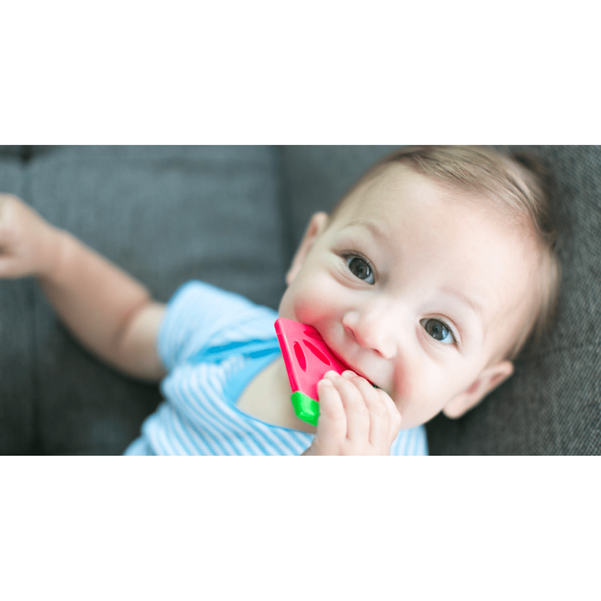 Dr. Brown's Soothing Teether Coolees - Watermelon - Offspring