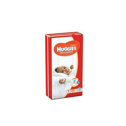 Huggies Dry Comfort (size 2) 5-8Kgs 68pc - Offspring