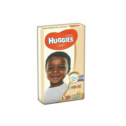 Huggies Gold Junior (size 5) 12-22Kgs 38pc - Offspring