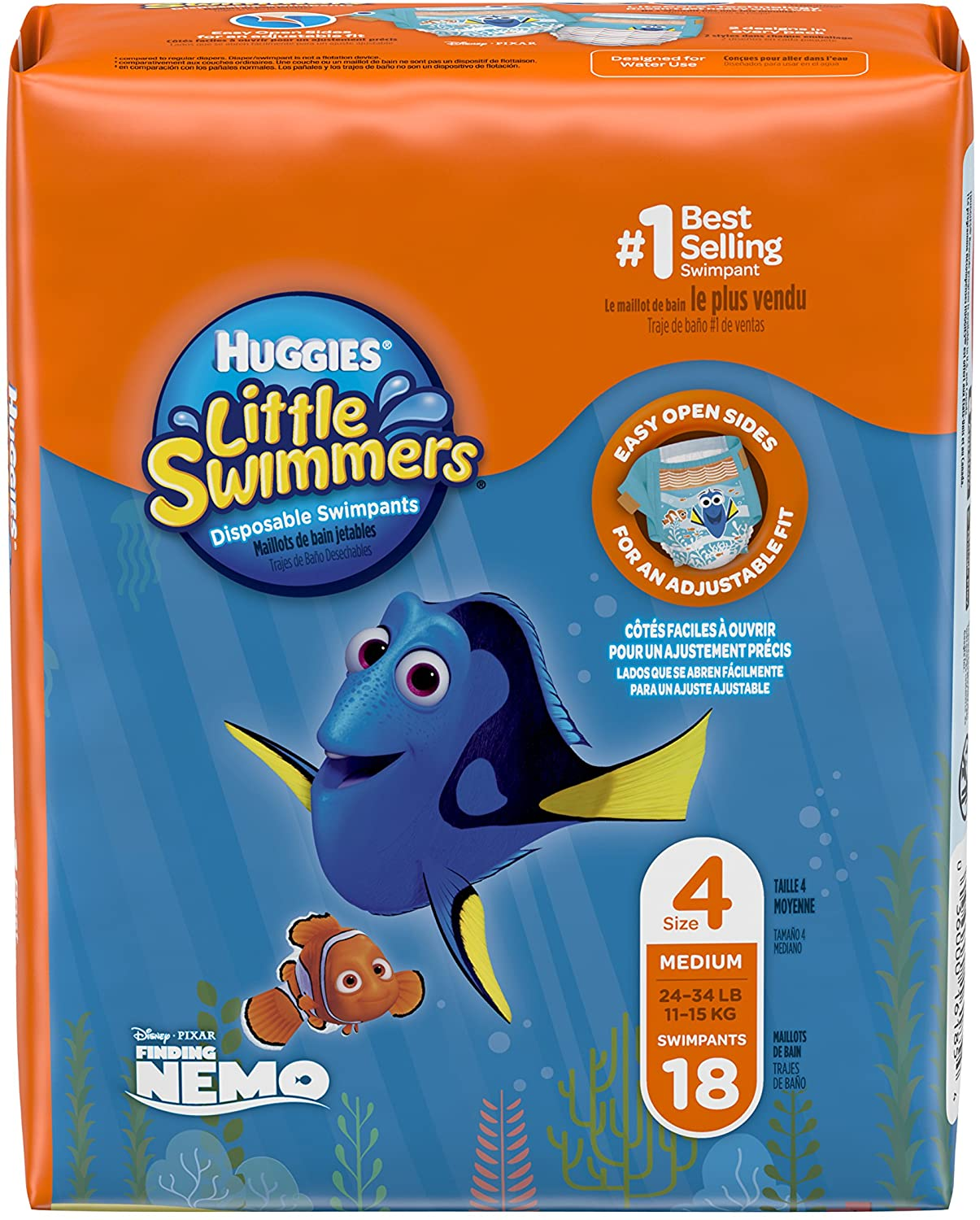 Huggies® Little Swimmers® Disposable Swim Pants - Offspring