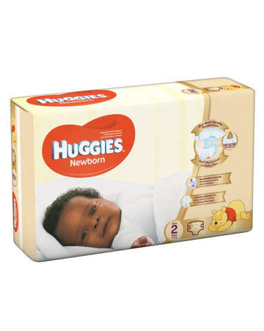 Huggies small (size 2) 4-6Kgs 32pc - Offspring
