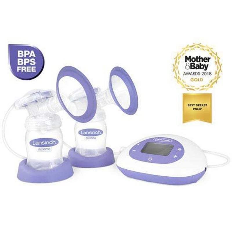 Lansinoh 2 in 1 Electric Breast Pump - Offspring