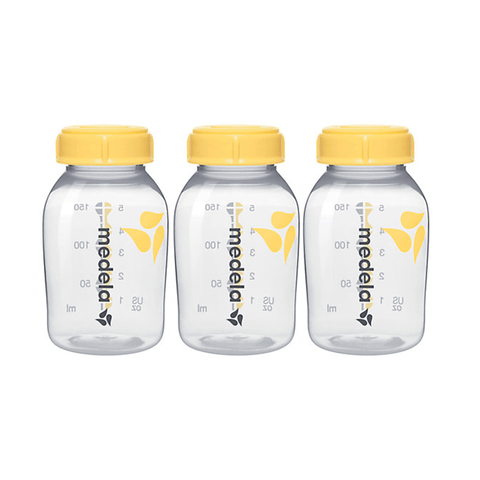 Medela Breast Milk Bottles - 150ml (3pc Pack) - Offspring