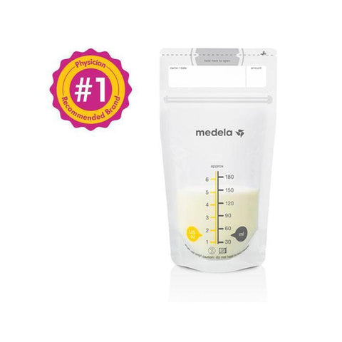 Medela Breast Milk Storage Bags - Offspring