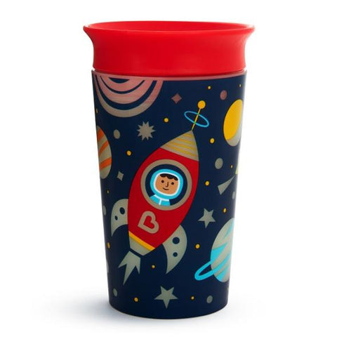 Munchkin Miracle® 360° Glow in the Dark Sippy Cup 9oz/266ml - Offspring