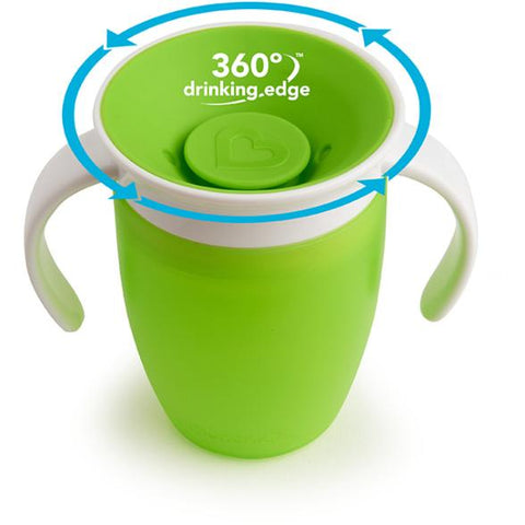 Munchkin Miracle® 360° Trainer Cup 7oz/207ml - Offspring