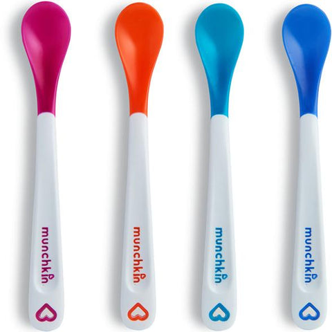 Munchkin White Hot® Infant Spoons - Offspring