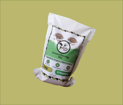 Nature's Bowl Omena Porridge Mix(8 Months +) - Offspring