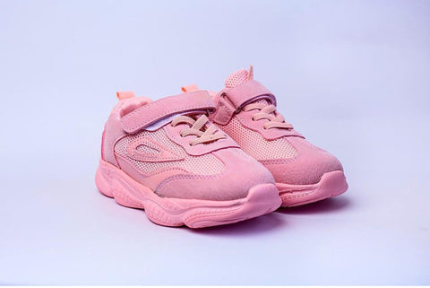 Pink sport shoes - Offspring