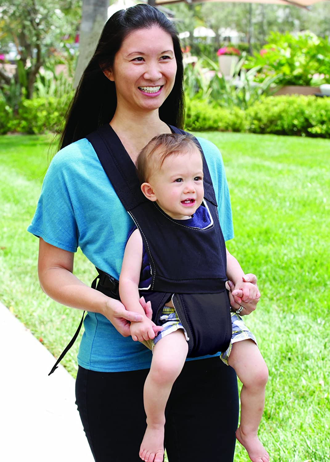 The Peanutshell Evolve Organic Baby Carrier - Offspring
