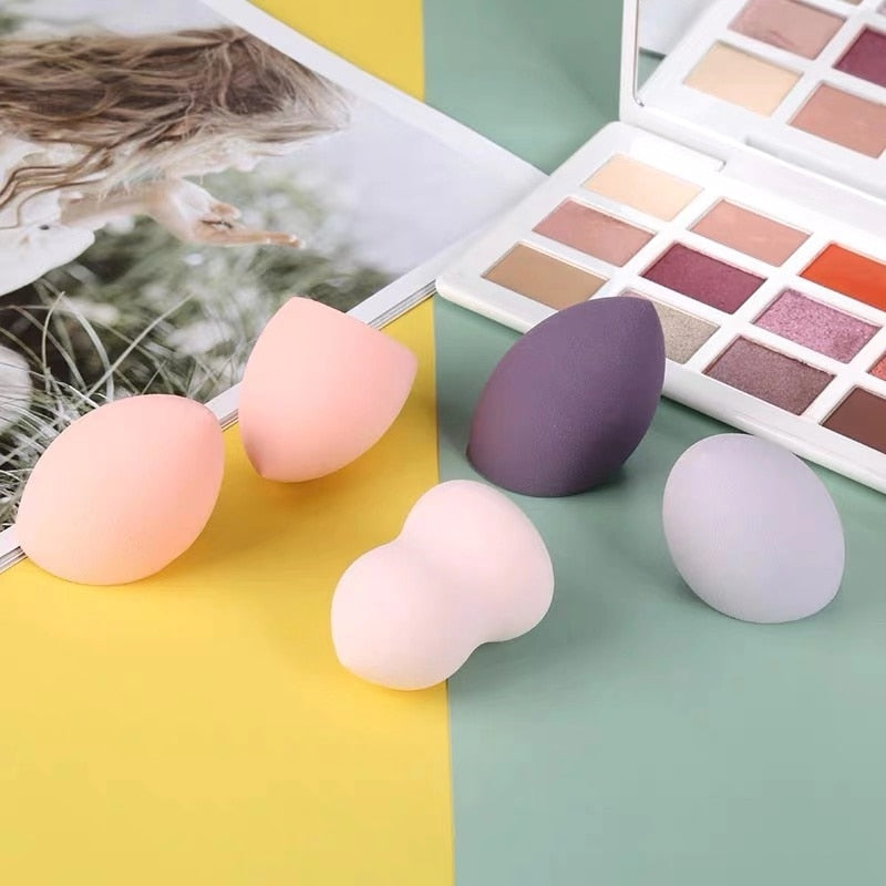 7 PCS Makeup Sponges