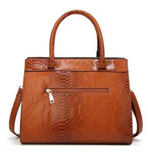 Women Brown Handbags Casual Tote