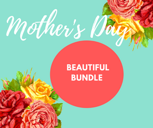 "Mother's Day ""Beautiful"" Bundle - Ebony's Beauty Hair and Skin Care LLC"