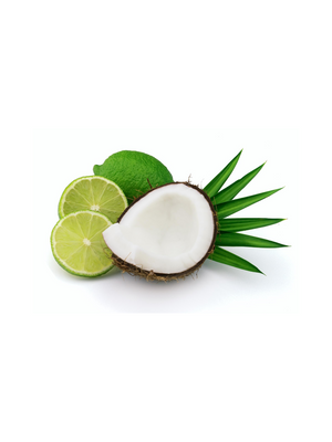 Coconut Lime Body Oil - Ebony's Beauty Hair and Skin Care LLC
