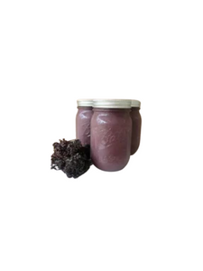Elderberry Immunity Sea Moss Gel