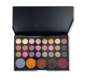 Girl Friend Eye Shadow Palette - Ebony's Beauty Hair and Skin Care LLC