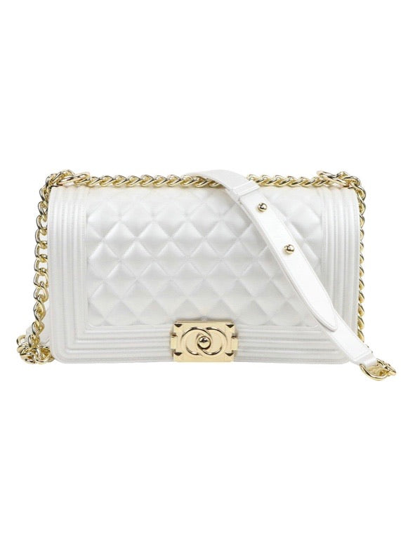 Ladies Luxury Chain Purses - Ebony's Beauty Hair and Skin Care LLC