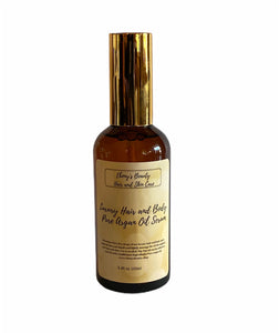 Luxury Hair and Body Pure Argan Oil Serum - Ebony's Beauty Hair and Skin Care LLC