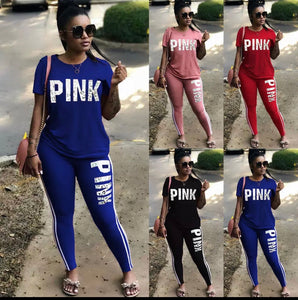 Ladies fashion sportswear Suit - Ebony's Beauty Hair and Skin Care LLC