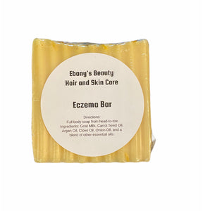 Eczema Bar - Ebony's Beauty Hair and Skin Care LLC