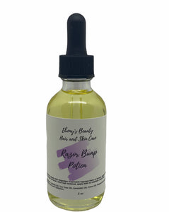 Razor Bump Potion - Ebony's Beauty Hair and Skin Care LLC