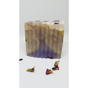 Lavender and Lemongrass Soap - Ebony's Beauty Hair and Skin Care LLC